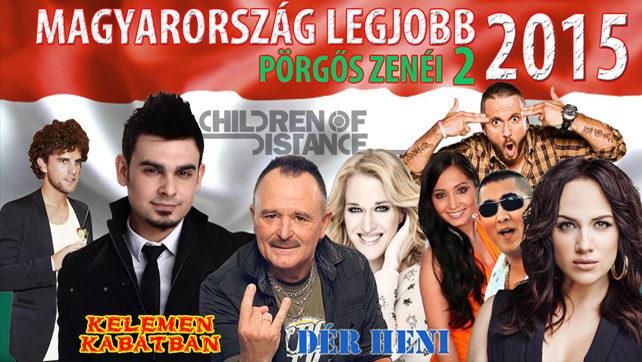 Magyarország Legjobb Club Zenéi 2015